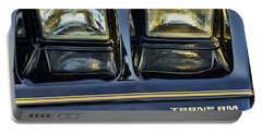 Trans Am Headlights Portable Battery Charger