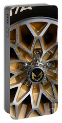 Trans Am Wheel Portable Battery Charger