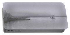 Trawler In Fog Portable Battery Charger