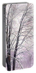 Tree Memories Portable Battery Charger