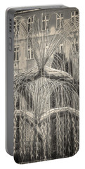 Tree Of Life Dohany Street Synagogue Portable Battery Charger