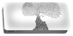 Tree Of Uncertainty Portable Battery Charger