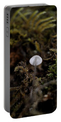 Tree 'shroom Portable Battery Charger by Cathy Mahnke
