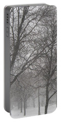 Trees Of Silence Portable Battery Charger