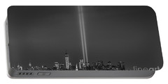 Tribute Lights Bw Portable Battery Charger