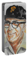Tribute To Edward Logan My Grandfather  Portable Battery Charger by Chrisann Ellis