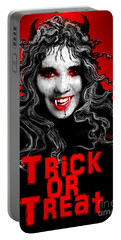 Trick Or Treat Portable Battery Charger