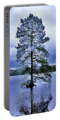 The Healing Tree - Trap Pond State Park Delaware Portable Battery Charger