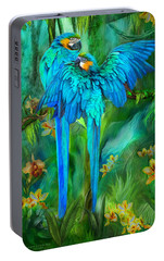 Macaw Portable Battery Chargers
