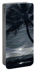 Portable Battery Charger featuring the photograph Tropical Breeze by Athala Carole Bruckner