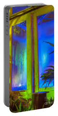 Tropical Door Portable Battery Charger
