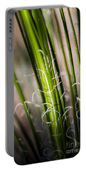 Tropical Grass Portable Battery Charger