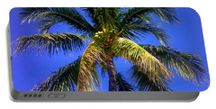 Tropical Palm Trees 8 Portable Battery Charger