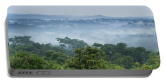 Tropical Rainforest Kibale Np Western Portable Battery Charger
