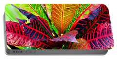 Tropicals Gone Wild Naturally Portable Battery Charger