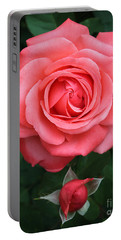 Tropicana Rose Portable Battery Charger