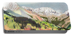 Trout Lake Colorado Portable Battery Charger