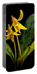 Trout Lilies Portable Battery Charger