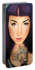 True Beauty - Danielle St Laurent Portable Battery Charger