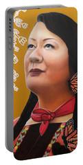 True Beauty - Jenny Blackbird Portable Battery Charger