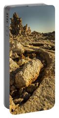Tufa Rock Portable Battery Charger