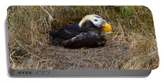 Tufted Puffin Portable Battery Charger