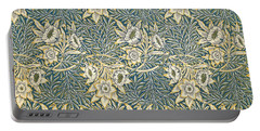 Tulip And Willow Pattern Portable Battery Charger
