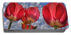 Tulips Are Better Than One Portable Battery Charger