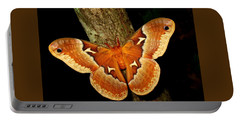 Tuliptree Silkmoth Portable Battery Charger