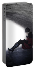 Tunnel Portable Battery Charger by Joana Kruse