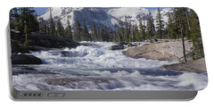 6m6539-tuolumne River  Portable Battery Charger