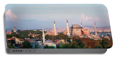 Turkey, Istanbul, Hagia Sofia Portable Battery Charger
