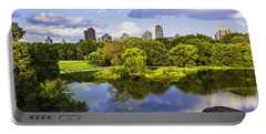 Vista Rock View 2  - Central Park - Manhattan Portable Battery Charger