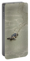 Turtle Tracks Portable Battery Charger