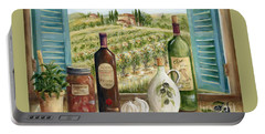 Tuscan Delights Portable Battery Charger