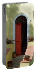 Tuscan Door Portable Battery Charger