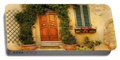 Tuscan Front Door Portable Battery Charger