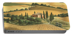 Tuscan Gold  Portable Battery Charger