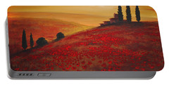 Tuscan Sunset Portable Battery Charger