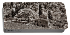 Tuscan Vinyard Portable Battery Charger