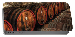 Tuscan Wine Cellar Portable Battery Charger