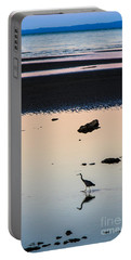 Twilight Heron Portable Battery Charger