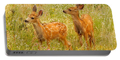Twin Fawns Portable Battery Charger