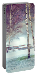 Two Birches Portable Battery Charger