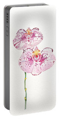 Two Orchids Portable Battery Charger