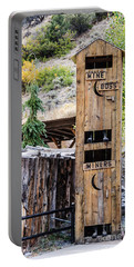 Two-story Outhouse Portable Battery Charger