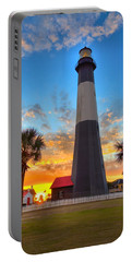Tybee Island Sunrise Portable Battery Charger