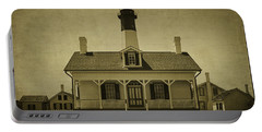 Tybee Lighthouse Portable Battery Charger