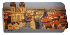 Tyn Church Old Town Square Portable Battery Charger