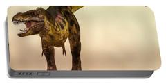 Tyrannosaurus Rex Dinosaur  Portable Battery Charger